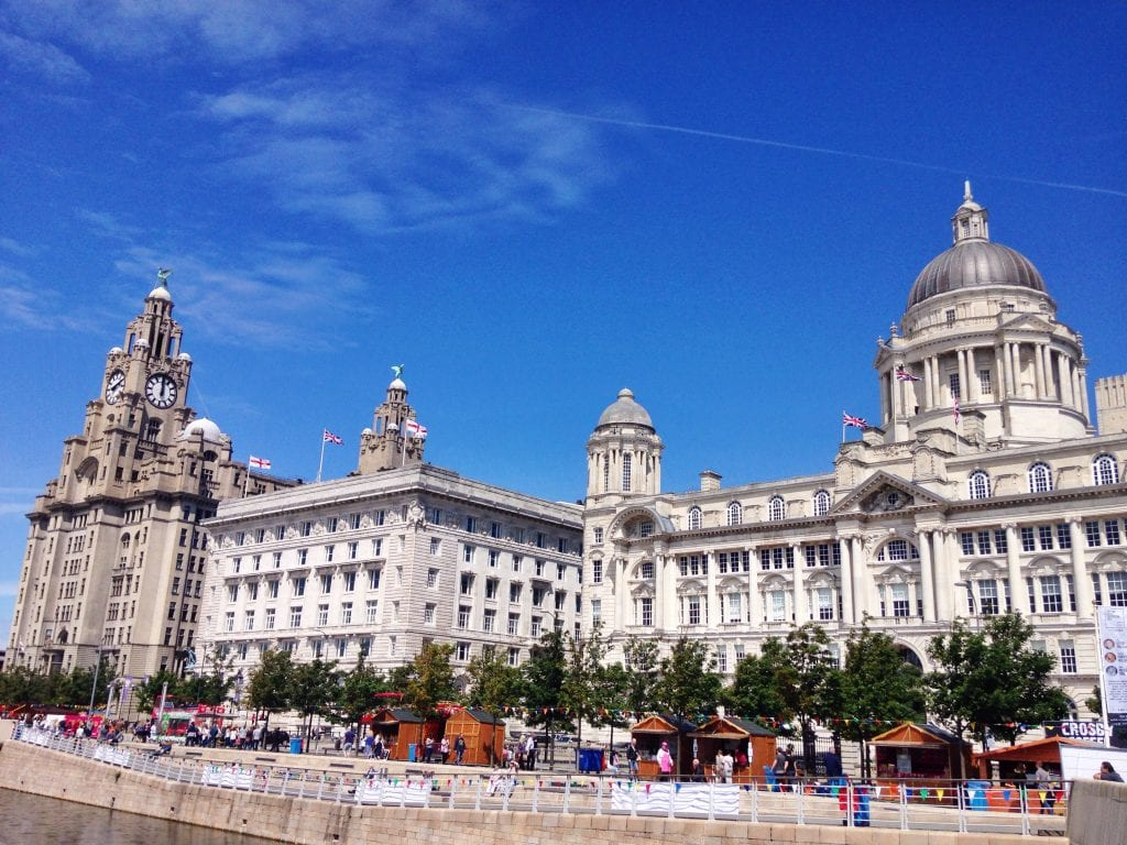 Bucketlist Liverpool