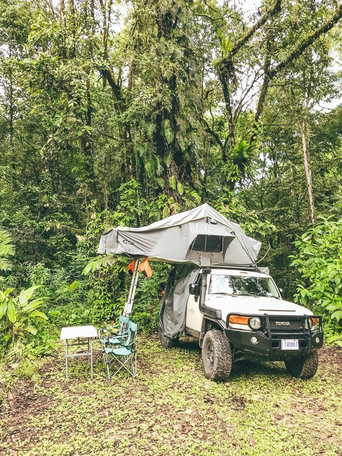 Roadtrippen Costa Rica